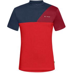 VAUDE Tremalzo IV T-Shirt Men, mars red